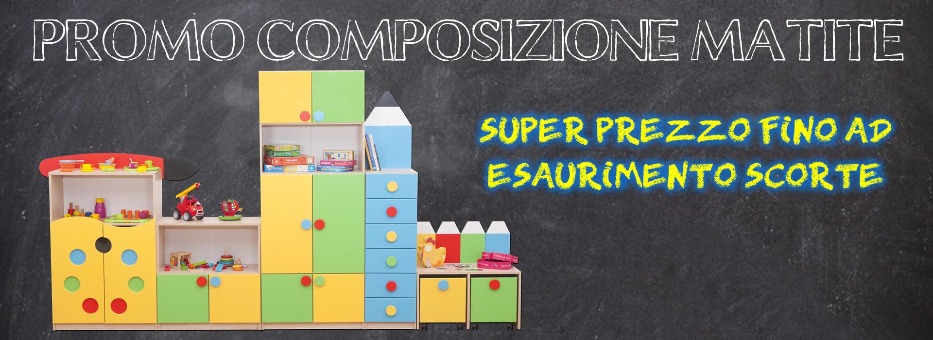 Promo Composizione Matite AZ Scuola