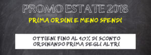 AZ Scuola - Promo Estate 2018