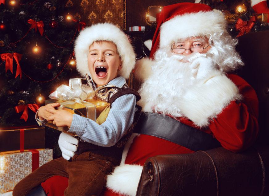 A Che Ora Arriva Babbo Natale.6 Cose Da Fare Con I Bambini Aspettando Babbo Natale Az Scuola